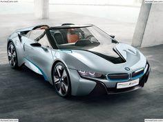 BMW i8 Spyder Concept (2012)
