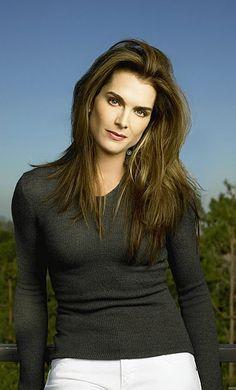 Beautiful Women Over 40 - Brooke Shields