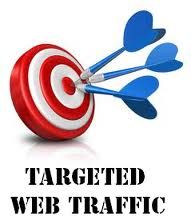 Targeting And Purchase web traffic...