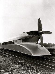 1931 Rail Zeppelin