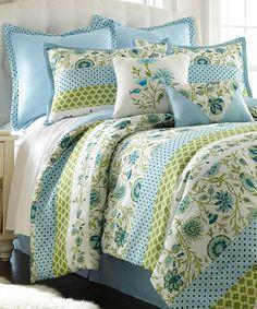 Look what I found on #zulily! Kiana Eight-Piece Embellished Comforter Set #zulilyfinds