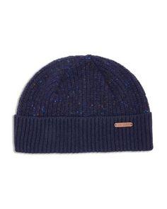5b4eabbef46 TED BAKER Knit Beanie Hat.  tedbaker