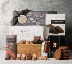 Buy Chocolate & Sweet Gift Baskets and Hampers from Gourmet Basket Australia. Hassle-free Chocolate gift basket delivery available! Chocolate Basket, Chocolate Hampers, Chocolate Sweets, Chocolate Gifts, Wine Hampers, Gourmet Baskets, Hampers Online, Gift Baskets For Women, Chocolate Delight