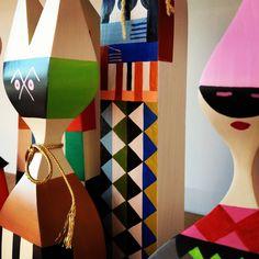 #vitra #dolls #parissete