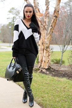 Sweater Weather! 3 Outfit Ideas! | the Beauty Bybel