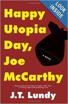 13 best books i like or would like to read images on pinterest happy utopia day joe mccarthy is a 2013 foreword indies book of the year award winner in thriller suspense adult fiction fandeluxe