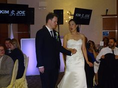 Wedding at the Asian Jewels Restaurant in Flushing, New York