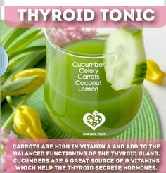 Simple Quick Juicing for Thyroid Health!