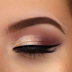 "Polubienia: 6, komentarze: 2 – Makeup Clips/Tutorials❤️ (@makeup.diaryz) na Instagramie: ""That wing @chelseasmakeup"""