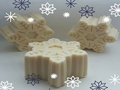 Snowflake is a olive oil soap, scented with a fresh blend of Peppermint, Lemongrass and Lavender essential oils. It carries the magic of the winter,. Olive Oil Soap, Natural Soaps, Lemon Grass, Peppermint, Snowflakes, Lavender, Essential Oils, Magic, Fresh