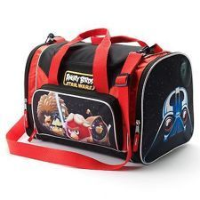 Kids' Clothing, Shoes & Accs Boys' Accessories Angry Birds Starwars Kids Duffel Bag