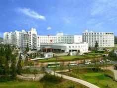 Huangshan Huangshan golf hotel China, Asia Set in a prime location of Huangshan, Huangshan golf hotel puts everything the city has to offer just outside your doorstep. The hotel offers a wide range of amenities and perks to ensure you have a great time. All the necessary facilities, including casino, 24-hour room service, facilities for disabled guests, Wi-Fi in public areas, car park, are at hand. Some of the well-appointed guestrooms feature television LCD/plasma screen, non...