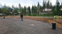 #Maatyöt #rakentaminen #talonpaikka #salaojat