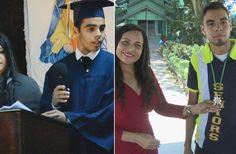 La Ceiba: Por fin devuelven medalla a estudiante que cuestion