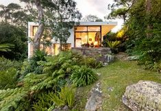 How to Make Your House Feel at Home Where It Is Castlecrag House- Sydney - Porebski Architects