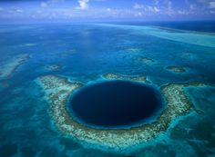All Graphical: Belize - Underwater Sinkhole