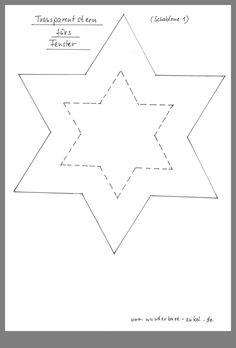 Stern #adventskranzholz Stern Christmas Art, Christmas Decorations, Xmas, Christmas Ornaments, Jewish Crafts, Ramadan Crafts, Ornament Template, Crochet Leg Warmers, Numbers Preschool