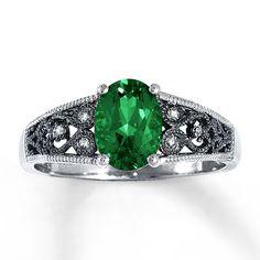 920189406 - Emerald Ring option