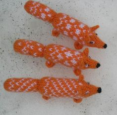 foxes inspired by Anu Raud