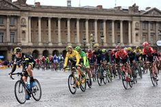 He entered Paris in the yellow jersey to seal his second Tour win