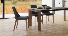 židle Romolo, stůl Parona