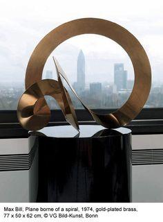 max bill sculpture - Google Search