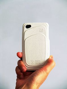 Re-Case: Iphone Case Made From Trash! by MINIWIZ , via Behance