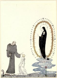 Kay Rasmus Nielsen (1888-1957) Scandinavian fairy tale illustrations from 1914