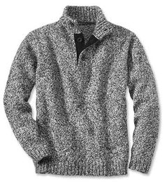 Boiled-Wool Snap-Front Pullover. I need this | Wish list ...