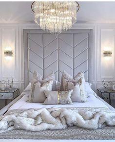Small Room Bedroom, Room Ideas Bedroom, Home Bedroom, Bedroom Decor, Couple Bedroom, Bedroom Modern, Bedroom Wall, Wall Decor, Dream Home Design