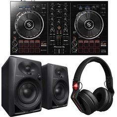 awesome Pioneer DJ Starter Package with DDJ-RB & DM40 Screens - New Check more at https://aeoffers.com/product/music-and-instruments/pioneer-dj-starter-package-with-ddj-rb-dm40-screens-new/
