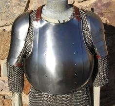 Simplified Cherbourg Style Breastplate