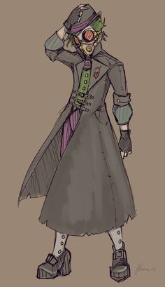 Joker Steampunk details/b/alternative_joker_sketch_by_noflutter-d42d5oh.jpg