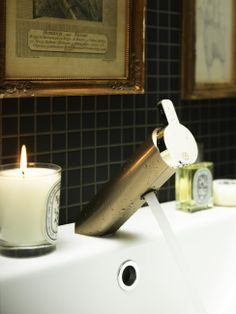 Choose smart bathrooms from Gustavsberg with innovative features and Scandinavian design. Bathroom Sink Faucets, Bathrooms, Bath Caddy, Hair Dryer, Coffee Maker, Champagne, Kitchen Appliances, Personal Care, Design