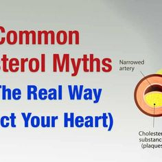 Cholesterol Myths You Need to Stop Believing