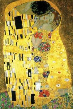Klimt saw his work in Venice.  He painted alot of rich jewish women love his work