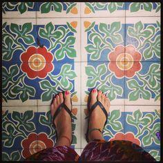 Tiles tiles tiles in Bangkok