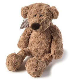 JOON Charles Rosy Plush Teddy Bear, Light Brown, 10-Inche... http://www.amazon.com/dp/B00Z81BP9Q/ref=cm_sw_r_pi_dp_ZOemxb095K8TP