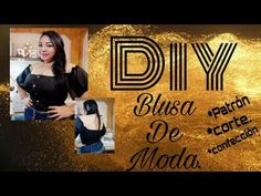 REDISEÑO DE BLUSA, CORTE Y CONFECCIÓN/ BERTHA BURITICA CLASE #11 - YouTube Youtube, T Shirts For Women, Tips, Fashion, Bag, Sewing Tutorials, Sewing Lessons, Blouse Patterns, Pattern Cutting