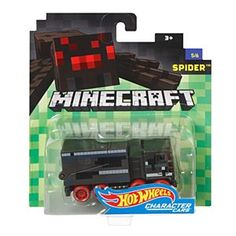 Looking for the latest Hot Wheels toys? Shop popular Hot Wheels cars, tracks, playsets and accessories at the official Hot Wheels website today! Minecraft Decorations, Minecraft Crafts, Custom Hot Wheels, Hot Wheels Cars, Minecraft Hot Wheels, Minecraft Shops, Minecraft Spider, Bath N Body Works, Kids Corner