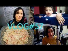 ENSALADA DE PASTA/bebe dice MAMA/VLOG#58/BEBE 10 MESES