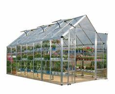 Premier Snap N Grow Greenhouse - 8 Feet x 16 Feet | Walmart.ca
