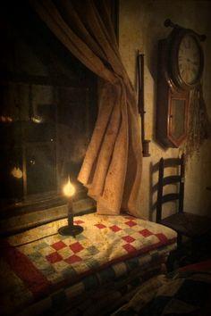 antique quilts collection primitive style