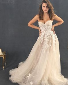 #GaliaLahav's newest #couture collection, #LeSecretRoyal II, #Gia, is this your wedding gown? #GLdecisions