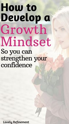 Do you have a fixed mindset or a growth mindset? If you want to be more open, positive with less negative thoughts then you can learn how to develop a growth mindset here! Fixed Mindset, Growth Mindset, Confidence Boost, Confidence Building, Anxiety Relief, Stress Relief, How To Control Emotions, Routine, Understanding Anxiety