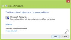 [FIX] Can't Switch To Microsoft Account In Windows 8 Or Later