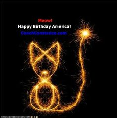 MEOW!  Happy Birthday America!  LOVE!, CC    FREE Relationship Seminar: Get the Secrets to Attraction, Courtship and LOVE! - Coach Constance ~ Relate, Date & Communicate in New York! (New York, NY) - Meetup