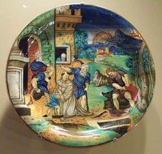 Urbino majolica | pottery | Encyclopedia Britannica