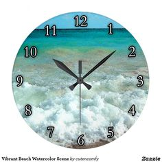 Your Custom Round (Large) Wall Clock