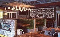 bbq restaurants interior - Google Search